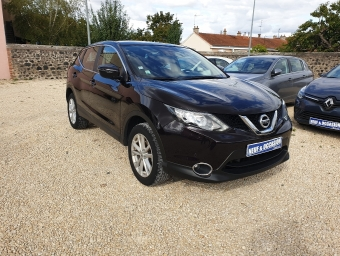 NISSAN QASHQAI 1.5 dCi 110 Stop/Start Business Edition