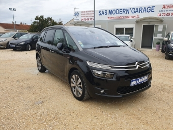 CITROEN C4 PICASSO Grand C4 Picasso e-HDi 115 Exclusive ETG6