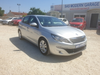 PEUGEOT 308 1.6 HDi 92ch FAP BVM5 Active Business