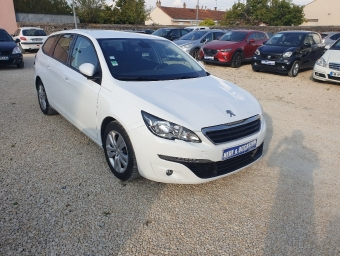 PEUGEOT 308 SW 1.6 BlueHDi 120ch S&S BVM6 Business Pack
